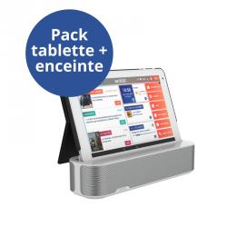 Pack Tablette + Station...